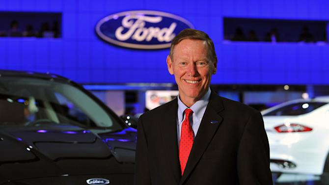 Another one bites the dust: Ford CEO Mulally won't leave to run Microsoft