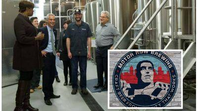 More South Loop Suds: Motor Row Brewing Opening in mid-January