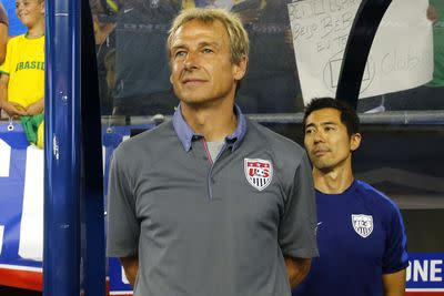 Jurgen Klinsmann names roster for USA vs. Mexico Confederations Cup playoff