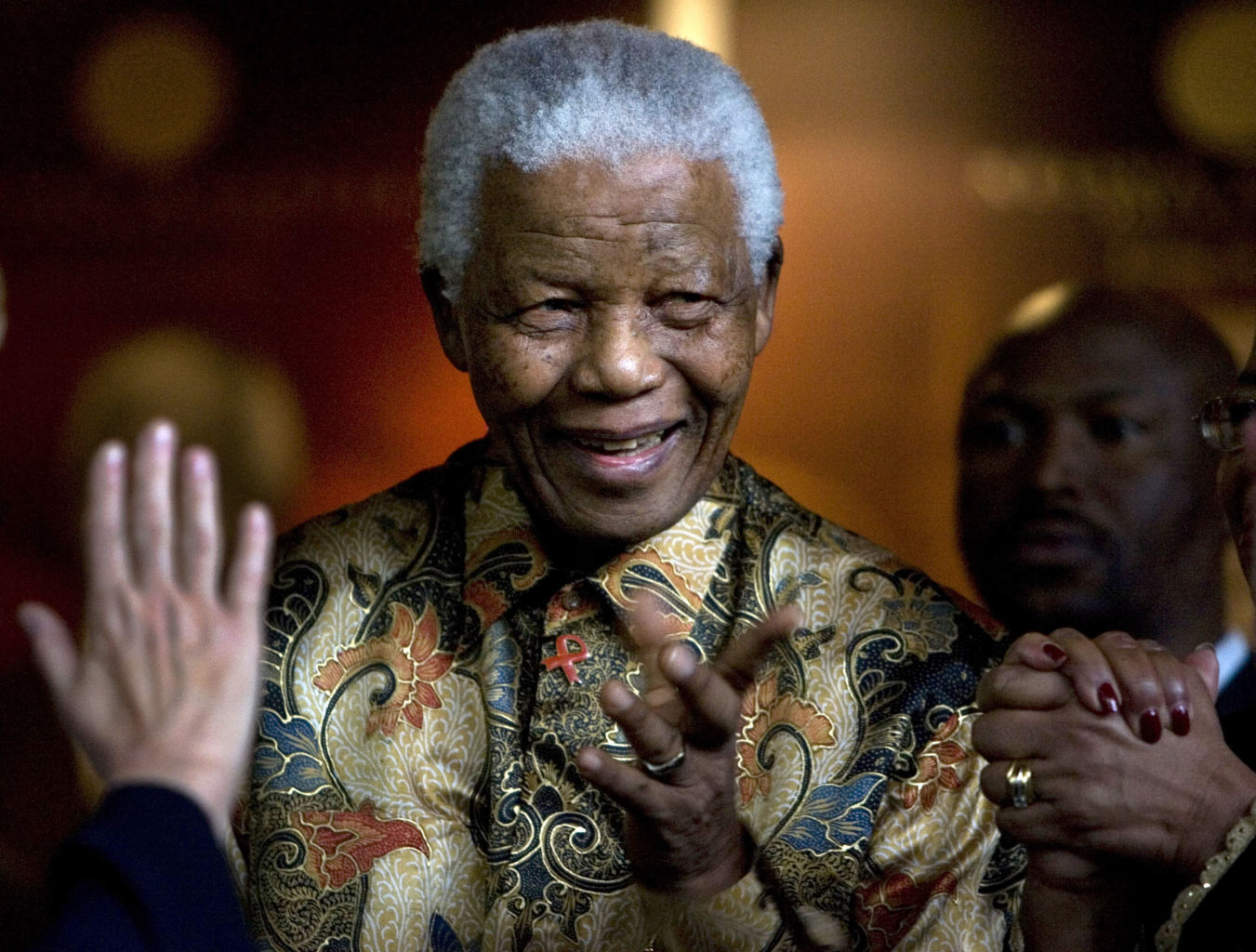 Nelson Mandela To Spend Christmas In S Africa Hospital