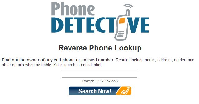 Absolutely Free Reverse Cell Phone Lookup