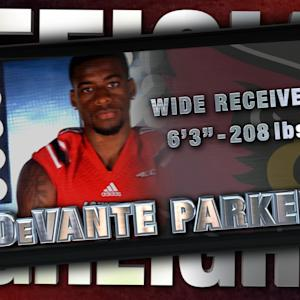 2014 Official Highlights | Louisville WR DeVante Parker