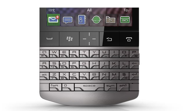RIM's BlackBerry Porsche …