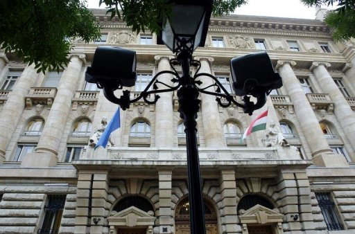 &lt;p&gt;The headquarters of the Hungarian central bank. Hungary&#39;s chief negotiator with the IMF and European Union has asked parliament to postpone a new vote on a disputed central bank law, following criticism from the European Central Bank.&lt;/p&gt;