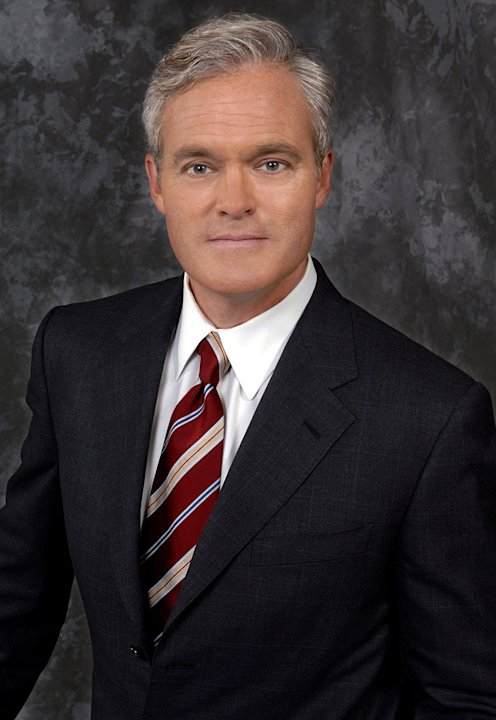 Scott Pelley, correspondent for 60 Minutes on CBS.