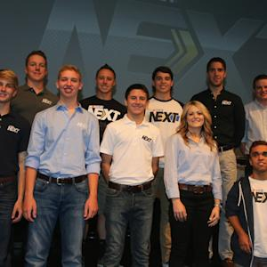 2015 NASCAR Next class announced