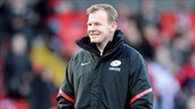 Mark McCall hailed the 'great atmosphere' at Allianz Park