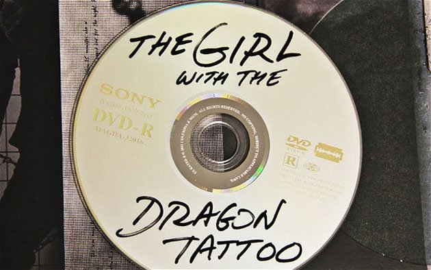 The Girl with the Dragon Tattoo Drago-tattoo-disc