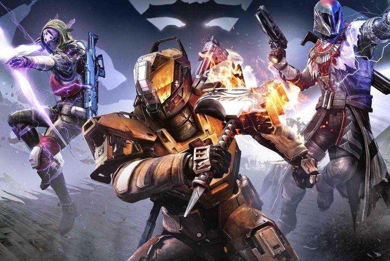 Get ready for Destiny: The Taken King with this Led Zeppelin trailer