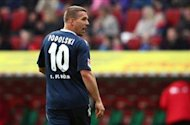 Arsenal transfer has liberated Podolski, says Koln boss Schafer