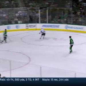 Kari Lehtonen Save on Tyler Toffoli (06:20/2nd)