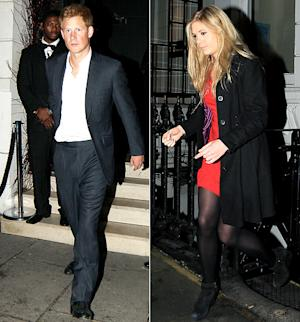 Prince Harry, Chelsy Davy Reunite!