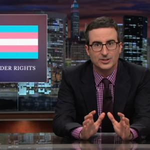 John Oliver Points Out Transgender Community Still Treated Unfairly