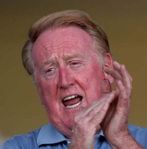Five Reasons Everybody Loves Los Angeles Dodgers Legend Vin Scully