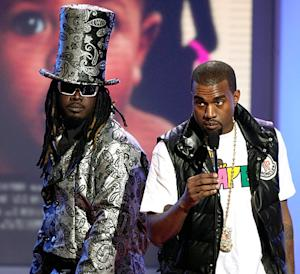 "T-Pain Won't Buy Kanye West Baby Gift Because West Has ""No Couth"""