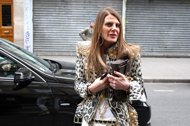 Anna Dello Russo To Design An Over-The-Top Accessories Collection For H&amp;M: BREAKING NEWS!