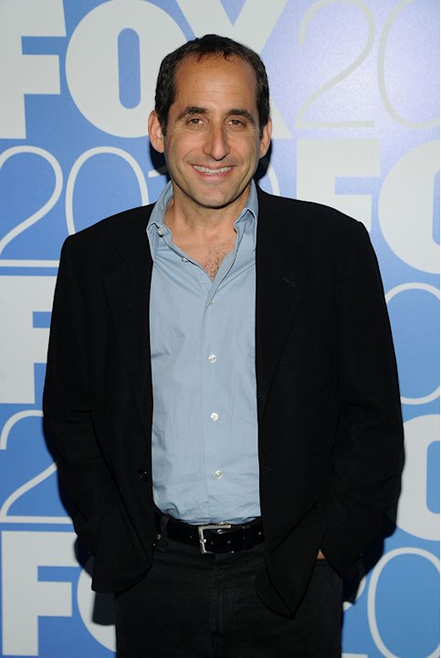 "Peter Jacobson (""House"") attends the 2010 Fox Upfront after party at Wollman Rink, Central Park on May 17, 2010 in New York City."