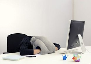 courtesy of Ostrich Pillow