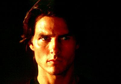 Tom Cruise as Ethan Hunt in Paramount's Mission Impossible 2