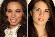 Jurnee Smollett, Amelia Rose Blaire | Photo Credits: Marcel Thomas/FilmMagic; Amelia Rose Blaire