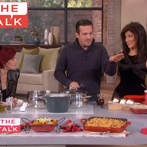 The Talk - Talk Food Festival: Italian Cooking
