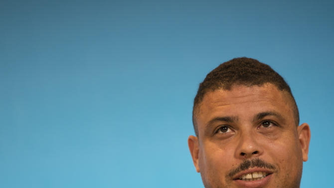 Ronaldo says he's 'appalled' at WCup preparations