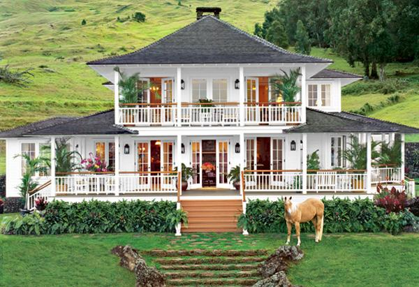 Oprah's Hawaii Farmhouse