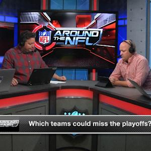 'Around the NFL Podcast': Which teams will miss the playoffs?