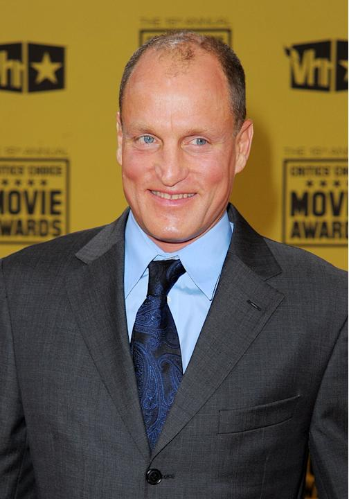 15th Annual Critic's Choice Awards 2010 Woody Harrelson