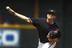 D-backs strike early in 5-4 win over Giants