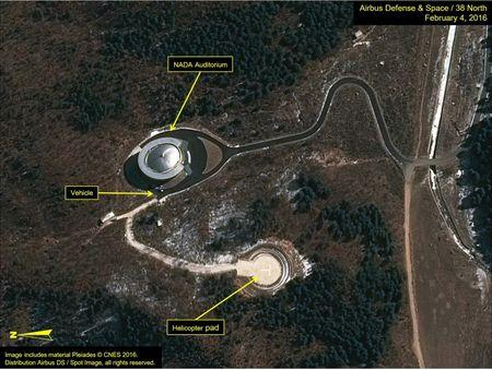 North Korean rocket puts object into space, angers neighbors & U.S.