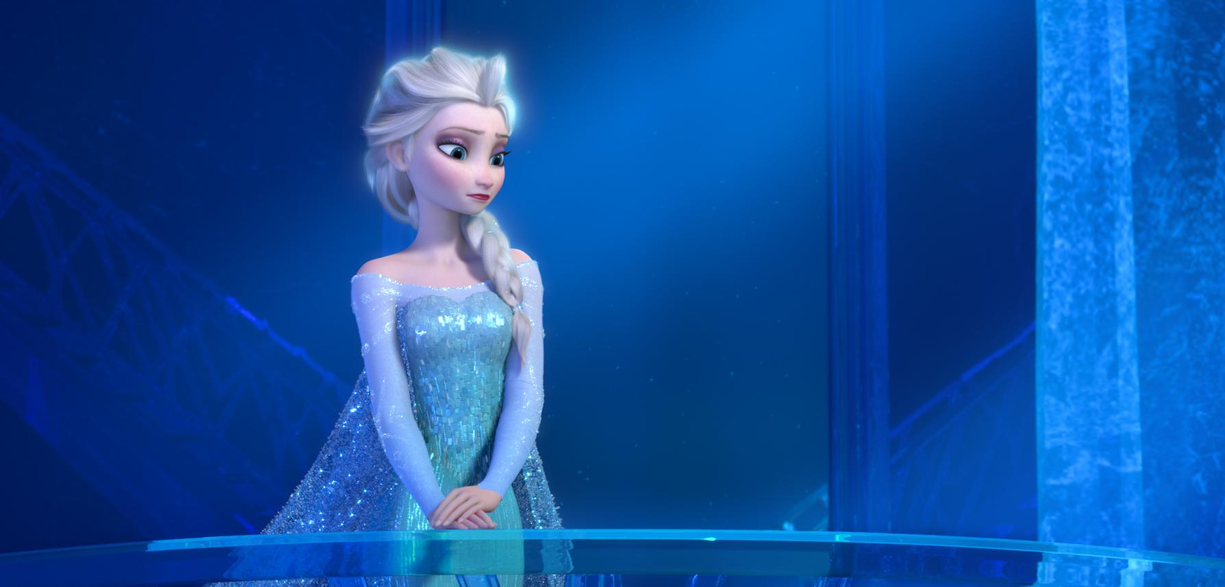 'Frozen' is named top entertainer of the year by AP