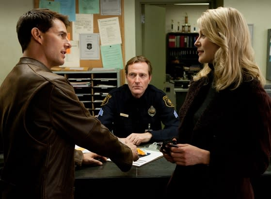 'Jack Reacher' Director on Canceling Premiere Post-Newtown: Nobody Should Be Celebrating