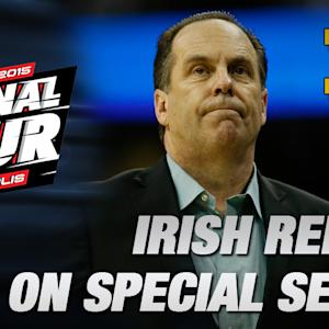Notre Dame Looks Back On Season After Loss to Kentucky | ACC Road to Indy