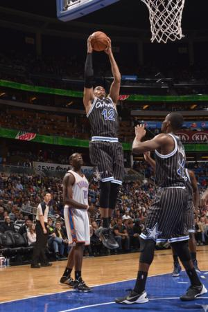 Harris' dunk gives Magic 103-102 win over Thunder
