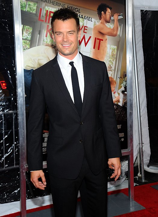 Life as We Know It NYC Premiere Josh Duhamel