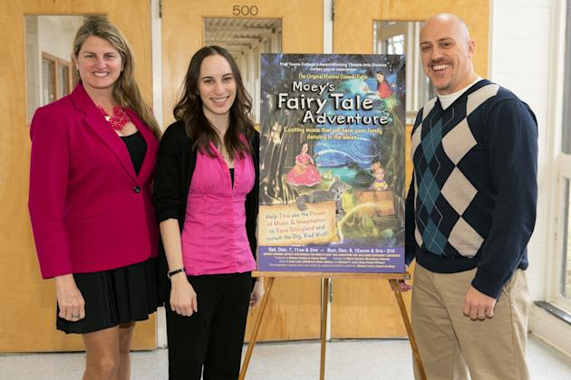 Moey's Fairytale Adventure World Premiere at Dix Hills Performing Arts Center