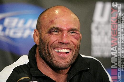Randy Couture Signs Partnership with Spike, Will Coach on New Bellator Reality Series
