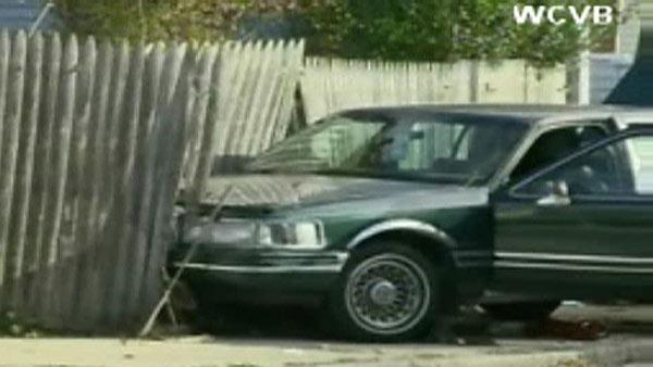 Woman dies after husband runs over her