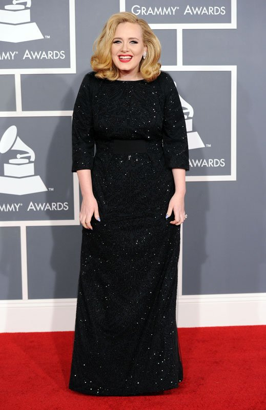 Grammys: Red carpet arriv …