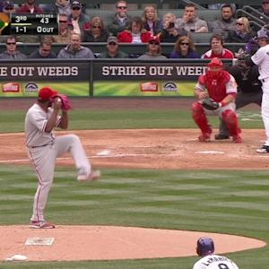 Tulo's two-run single