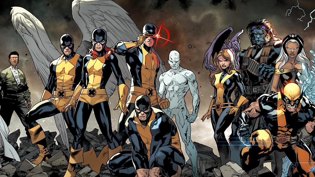 See What Nightcrawler, Jubilee, Cyclops, and Jean Grey Look Like in X-Men Apocalypse