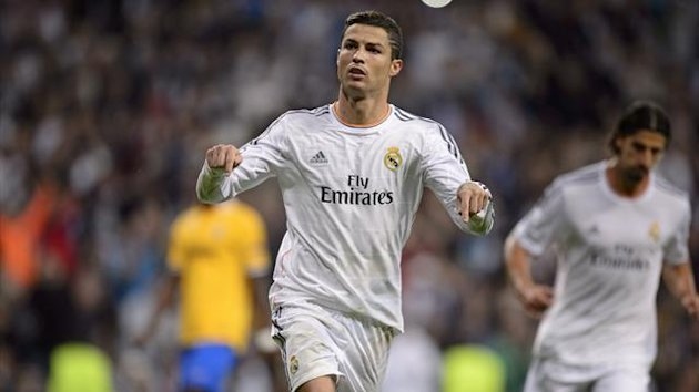 Ronaldo real madrid juventus ligue des champions 2013