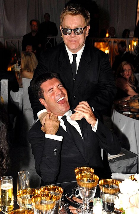 Cowell John Oscar Party