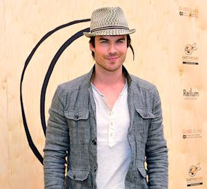 Ian Somerhalder Wants to Play Christian in Fifty Shades of Grey