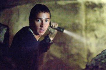 Shia LaBeouf in DreamWorks Pictures' Disturbia