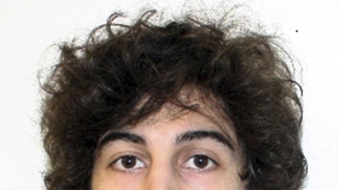 FILE - This file photo released April 19, 2013 by the Federal Bureau of Investigation shows Boston Marathon bombing suspect Dzhokhar Tsarnaev, convicted of federal charges in the 2013 bombing at the marathon finish line that killed three people and injured more than 260. Lawyers for Tsarnaev are heading to court to urge a judge to grant him a new trial. Judge George O'Toole Jr. is scheduled to hear arguments Tuesday, Dec. 1, 2015, in federal court, but only on the portion of Tsarnaev's motion related to a U.S. Supreme Court ruling issued after Tsarnaev's trial. (Federal Bureau of Investigation via AP, File)