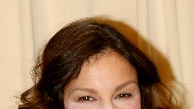 Ashley Judd Book Signing