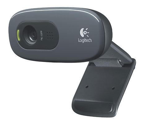 Logitech HD Webcam (C270)