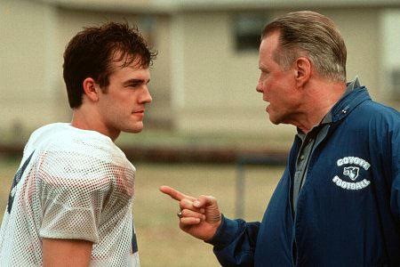 James Van Der Beek and Jon Voight in Paramount Pictures' Varsity Blues